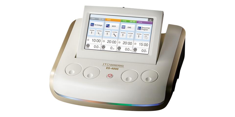ハイボルト(高電圧 複合波治療)機器